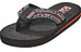 Teva Mush II Sandals Children Wood Stripes Black